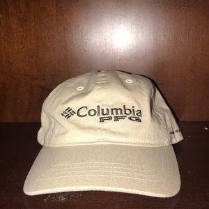 Beige Columbia Hat